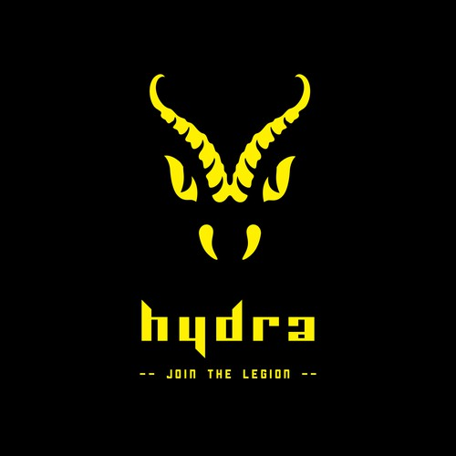 Hydra logo with the title 'Contest entry '