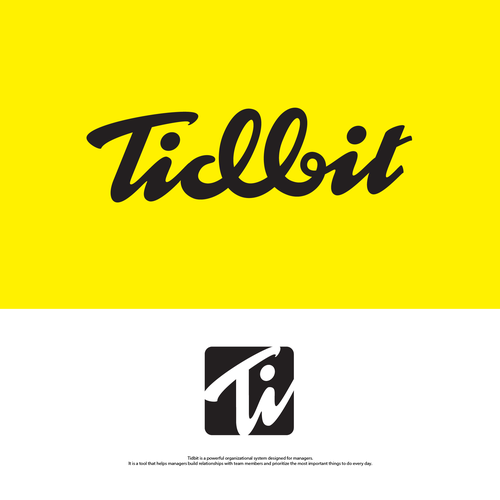 Italic logo with the title 'Tidbit'