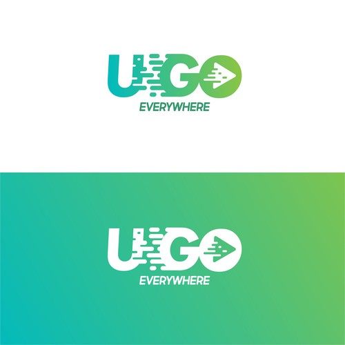 Go logo with the title 'U GO'
