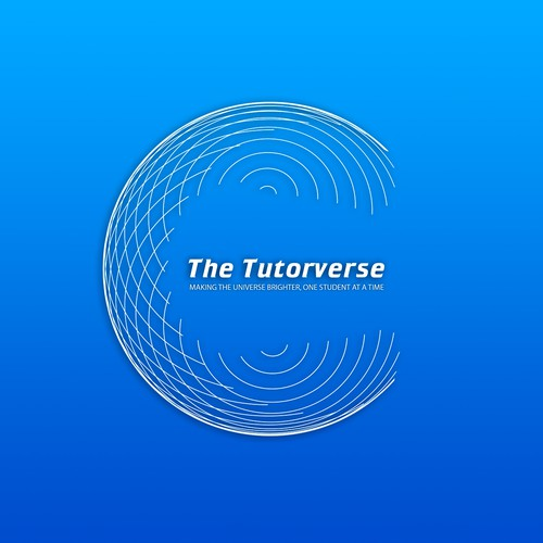 Tutoring logo with the title 'Help The Tutorverse with a new logo'