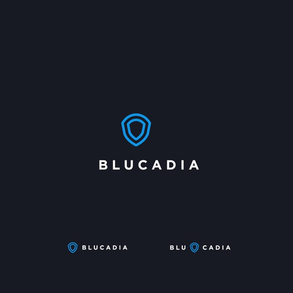 Police logo with the title 'Blucadia'