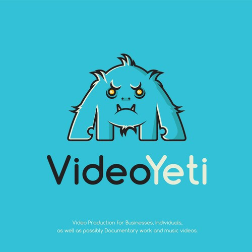 Thriller logo with the title 'Video Yeti'