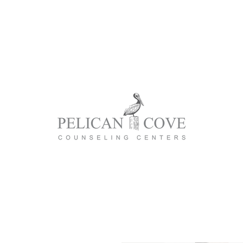 Counseling logo with the title 'PELICAN COVE '