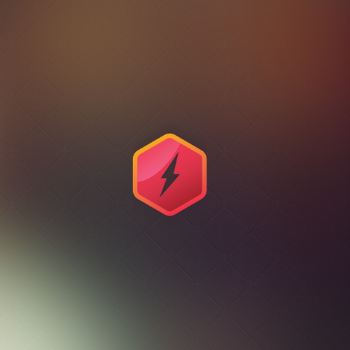 Spark design with the title 'Logo for TV production company'