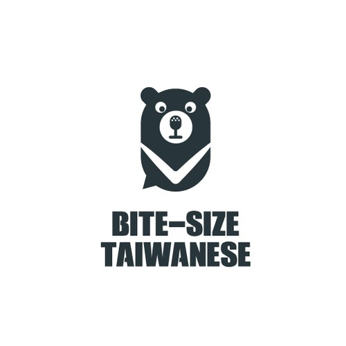 Language design with the title 'Bite-size Taiwanese'
