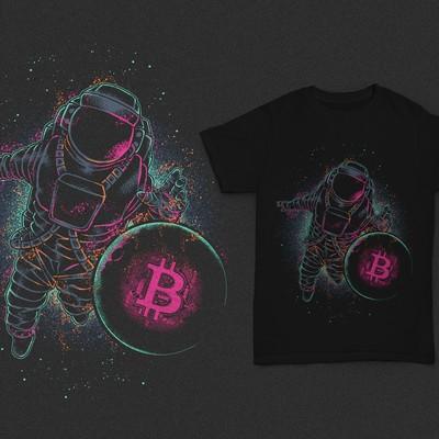 Crypto to the Moon