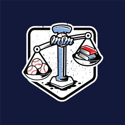 Baseball design with the title 'Baseball t-shirt'