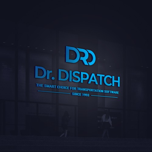 Road brand with the title 'Dr. Dispatch '