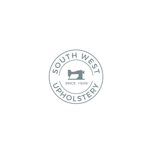 Household design with the title 'Logo for Upholstery business'
