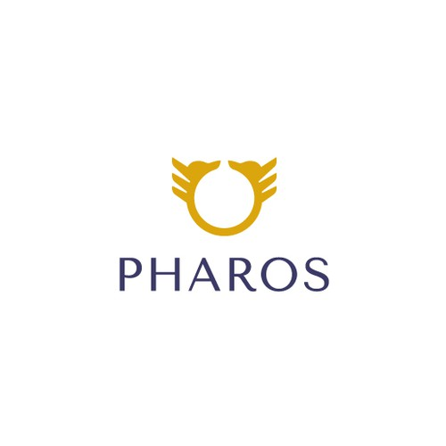 Mummy logo with the title 'Logo Design for Pharos Jewellery'