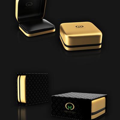 Premium box for lewelry bracelets