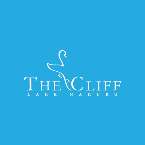 Cliff design with the title 'Design - The Cliff'