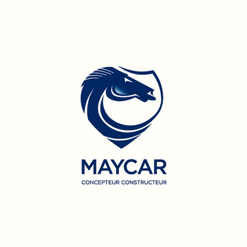 Corporation logo with the title 'Maycar'