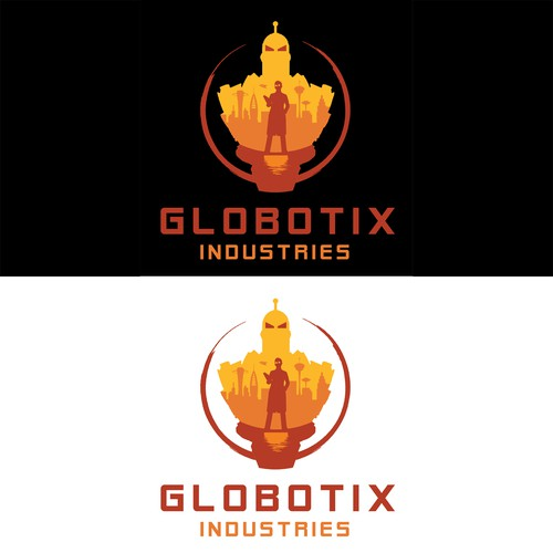 Skyline logo with the title 'Globotix Industries'