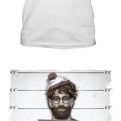 Waldo Mugshot