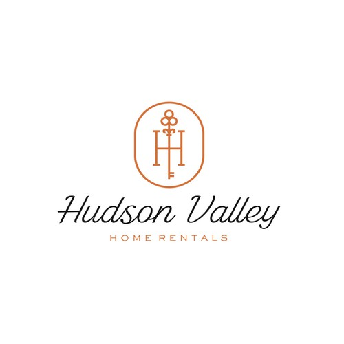 Valley design with the title 'Hudson Valley'