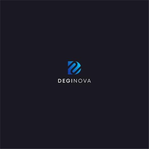 Combination brand with the title 'DegiNova'
