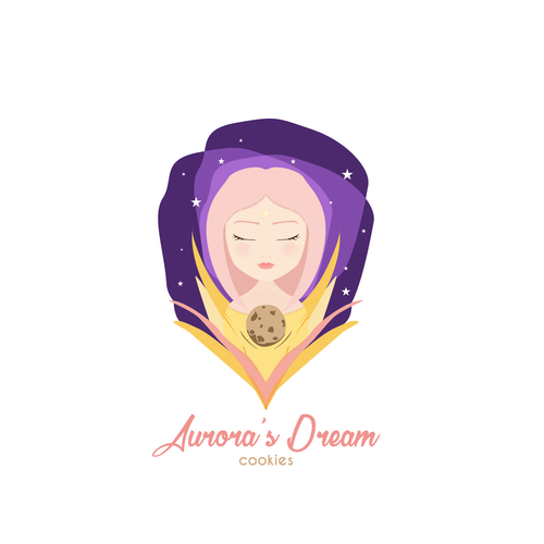 Elf logo with the title 'Aurora's Dream'