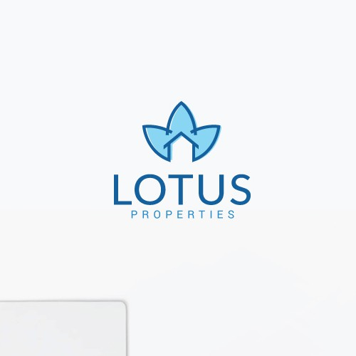 Lotus design with the title 'Lotus 🏠'