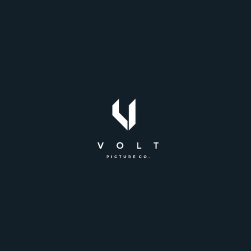 Picture design with the title 'Volt picture logo'