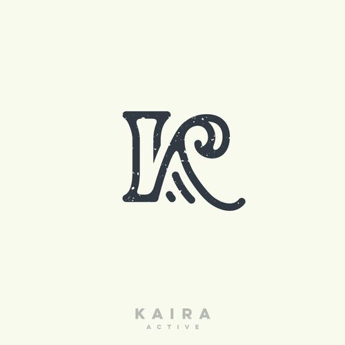 K logo with the title 'Kaira'