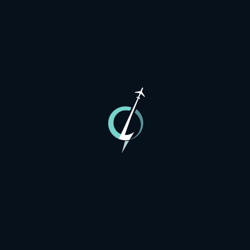 B2B logo with the title 'Logo for Hyper Q Aerospace'