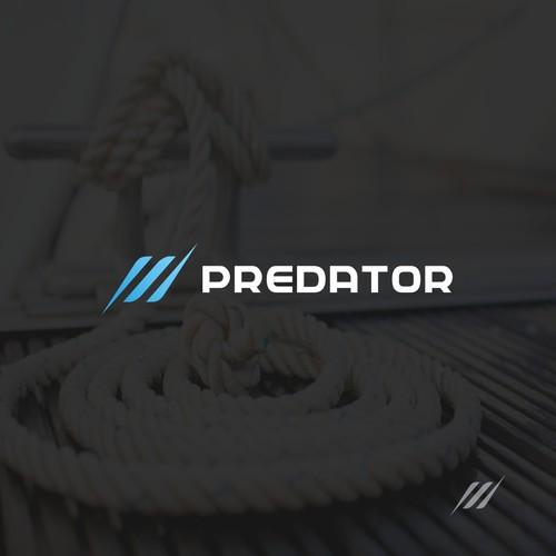 Predator logo with the title 'Predator'