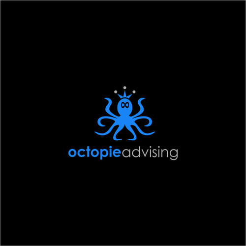 Advice logo with the title 'octopie advising'