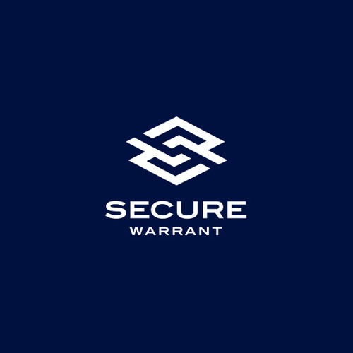 S design with the title 'Secure Warrant'