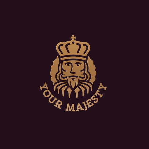 Prince logo with the title 'Your Majesty'