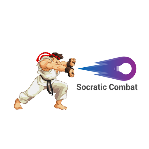 Combat logo with the title 'Combat'