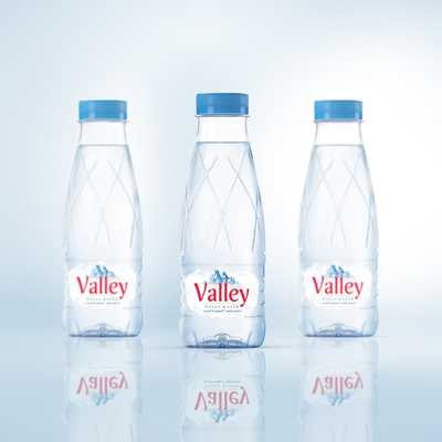 Water label design