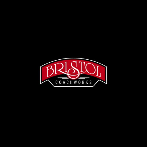 Transportation brand with the title 'Bristol Coachworks'