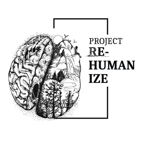 Nexus logo with the title 'Project Re-Humanize'