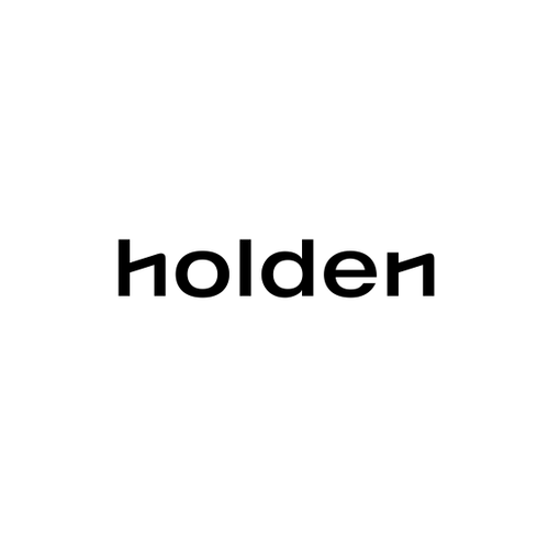 Product design with the title 'holden'