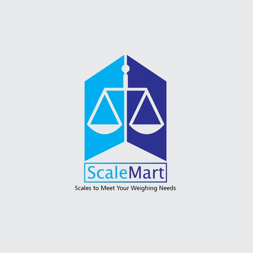 Scale logo with the title 'ScaleMart'