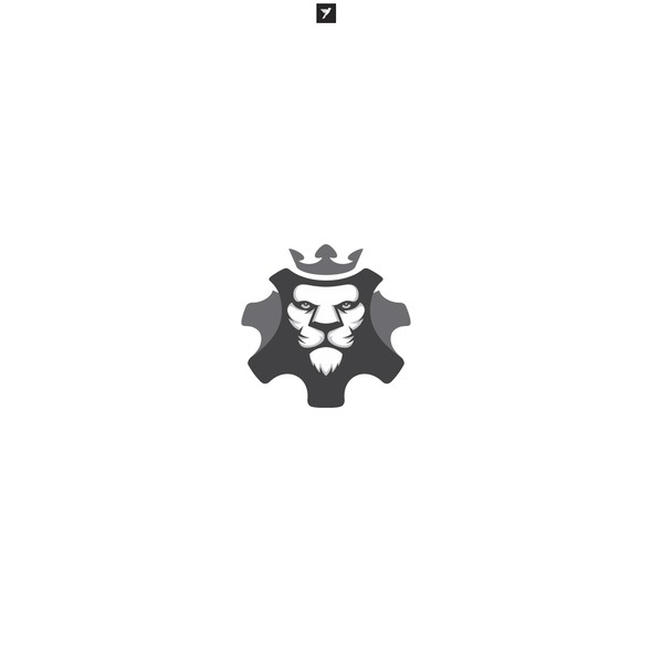 Fierce logo with the title 'Fierce Lion for Sheri Automotive'