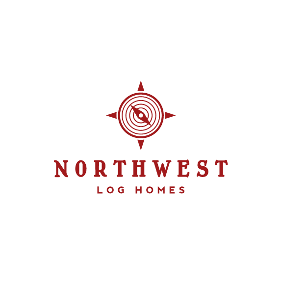 Log design with the title 'Northwest Logo'