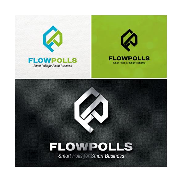 Survey logo with the title 'logo for survey platform'
