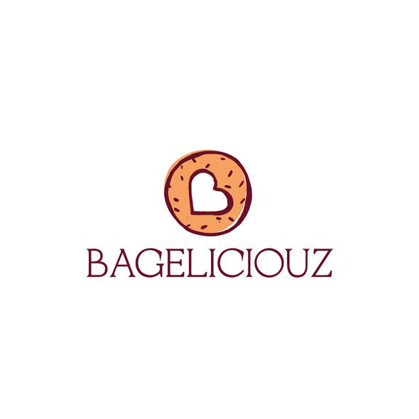 Bagel logo with the title 'Love Bagel'