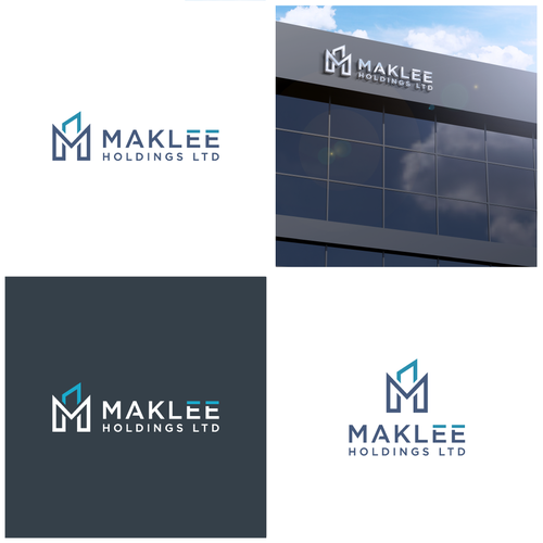 Financial holding logo with the title 'MAKLEE HOLDINGS LTD.'