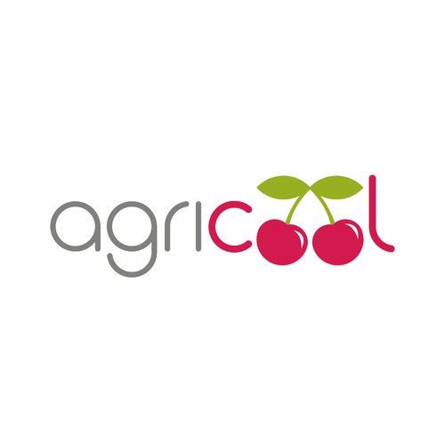Cherry logo with the title 'agriCOOL'