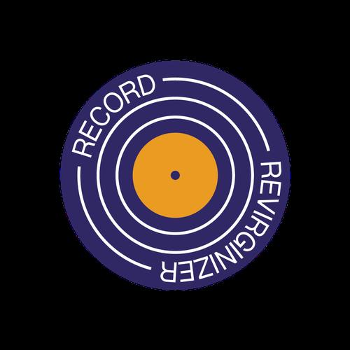 Vinyl record design with the title 'Record Revirgnizer'