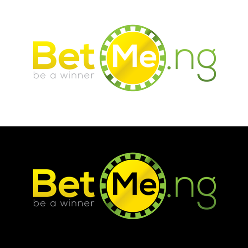 Betting logo with the title 'New Sports Betting website logo!'