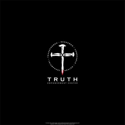 Nail logo with the title 'TRUTH'