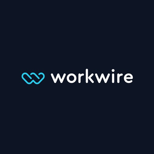 Initial logo with the title 'Workwire'