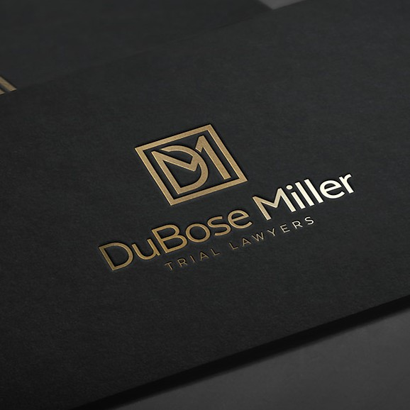 Expensive design with the title 'Elegant Lawyers Logo'