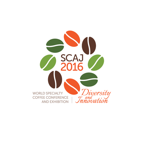 Conference logo with the title 'SCAJ 2016'