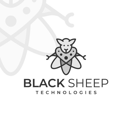 Body brand with the title 'Black Sheep Technologies'