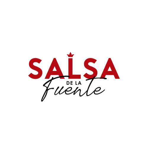 Salsa logo with the title 'Salsa De La Fuente'